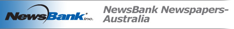 NewsBank Full-Text Newspapers - Australia