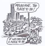 Melbourne the Place to                                             Be